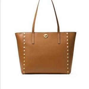 Michael Kors Rivington Stud Large purse
